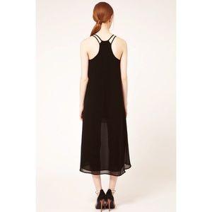 Staple Dresses & Skirts - ✔️NWT staple black double strap dress