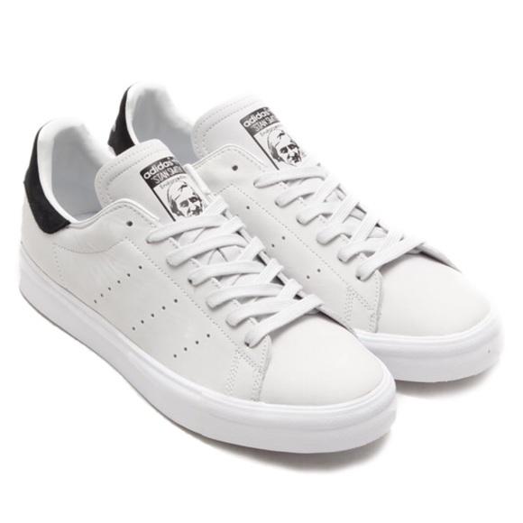Adidas originals Chaussures Stan Smith Vulc White Pale