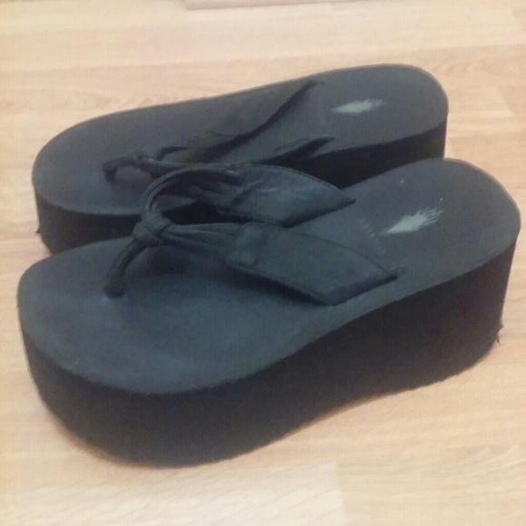Vintage Volatile Platform Sandal | Poshmark