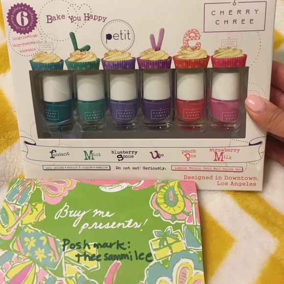 Spring Nail Polish Set