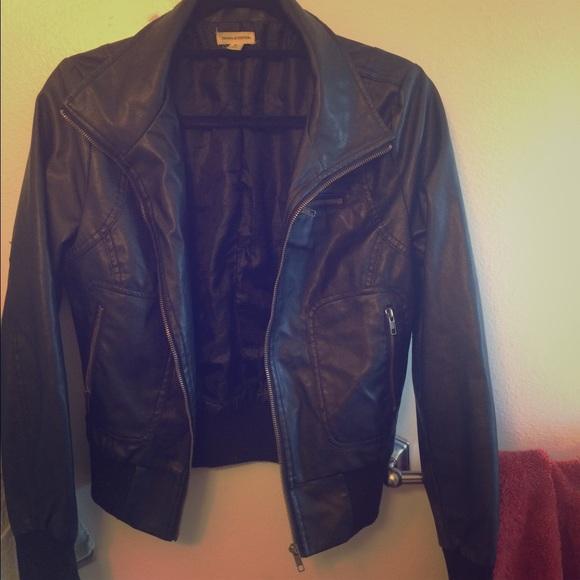 40% off Zenana Outfitters Jackets u0026 Blazers - Pleather Jacket from Emu0026#39;s closet on Poshmark