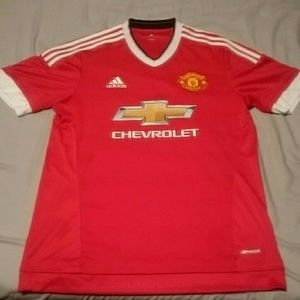 Adidas Manchester United Soccer Jersey