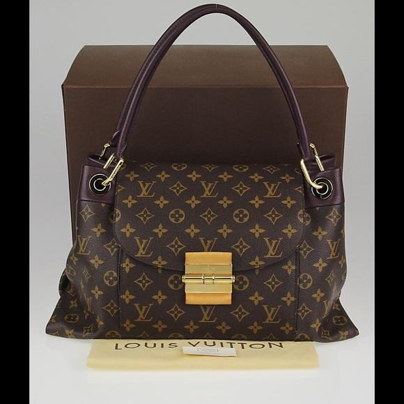 Louis Vuitton Clear Purse, Louis Vuitton Weekend Tote 4419f4edf3