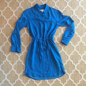 Adam Dresses & Skirts - ADAM silk shirtdress