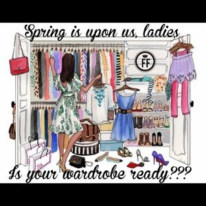 Spring is upon us, ladies, are you ready?