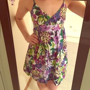 Old Navy Purple Sundress