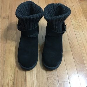 UGG Shoes - ***FIRM***Auth black UGG FIRM