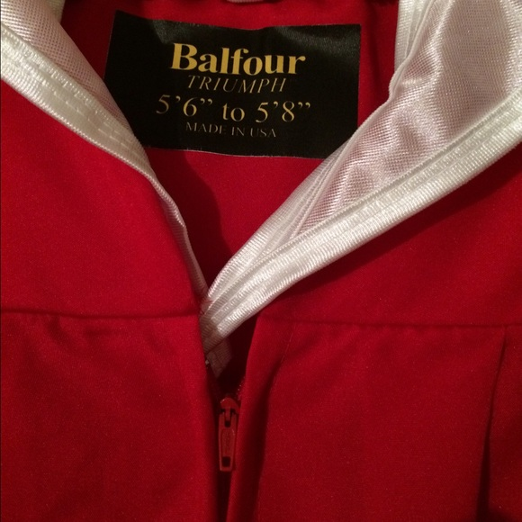 Balfour - Balfour red graduation gown & cap🎓 from ! megan's ...