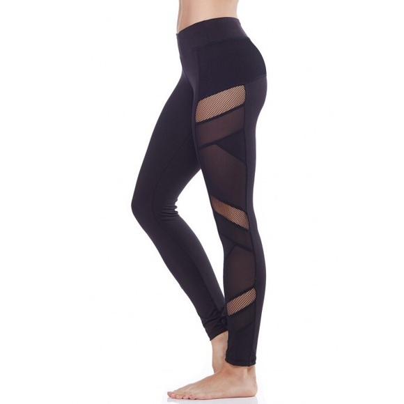 ⚡️SALE TODAY⚡️Sexy mesh panel leggings c4fe5bba1e89
