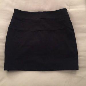 INC Black skirt