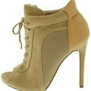 2 for $30 New nude booties