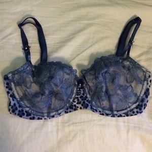 Victoria's Secret Other - BRAND NEW Victoria Secret Blue Lace Bra