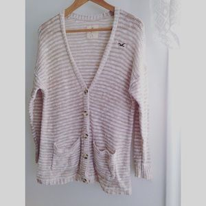 Hollister Sweaters - NWOT Hollister slouchy oversized cardigan sweater