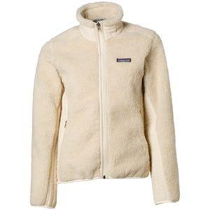 Women's retro x fleece jacket