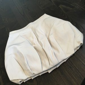 Emporio Armani mini bubble skirt