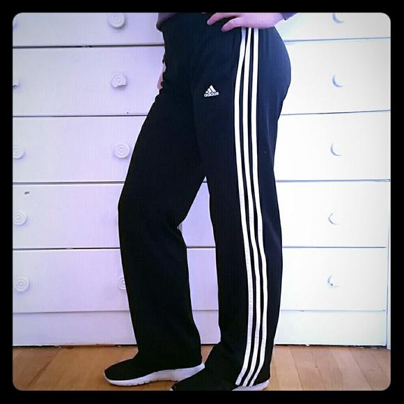 Adidas Womens Athletic Pants
