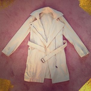 Allegri Jackets & Blazers - Allegri Khaki Trench Coat - Brand New, Never Worn