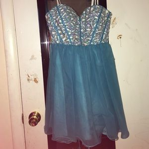 Short Prom/Homecoming Dress