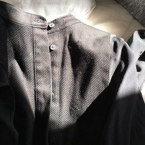 Black madewell top