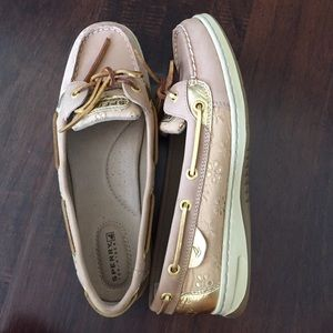Sperrys top sider shoes women 8.5