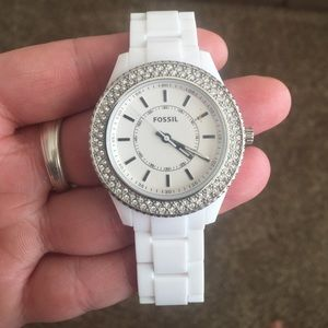  host pick Glamorous Fossil watch