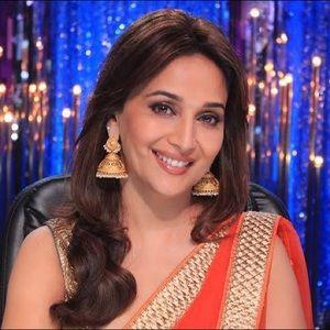 Bollywood fancy earrings drop jhumki/jhumkas
