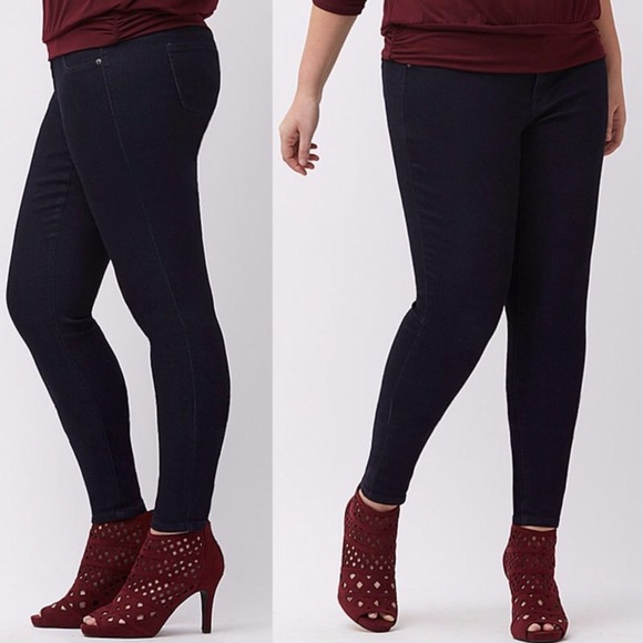 5888c1cbd3f Lane Bryant Super Stretch Skinny Jeans. NWT