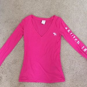 abercrombie kids Other - Abercrombie Long-sleeved Tee