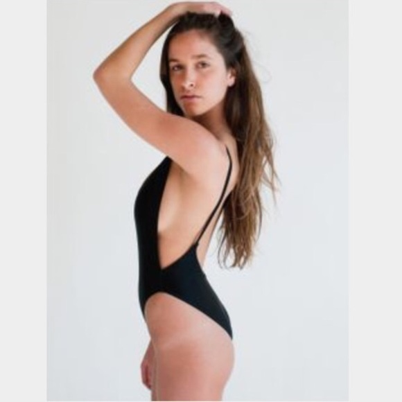 Other - American Apparel LIKE One Piece Swinsuit