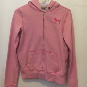 PINK Victoria\u0027s Secret Sweaters , PINK long sleeve sweater