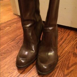Unlisted Brown Boots