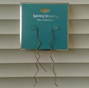 Spring Street Jewelry - Gold Earrings