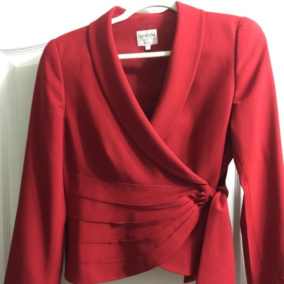 Armani Skirt Suit 28