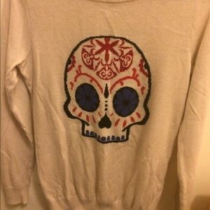 ASOS Skull Sweater