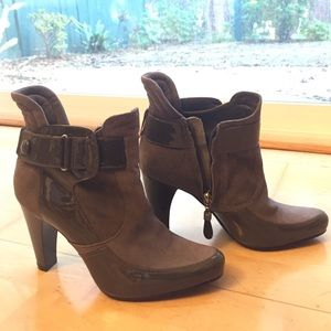 7 for All Mankind Bootie
