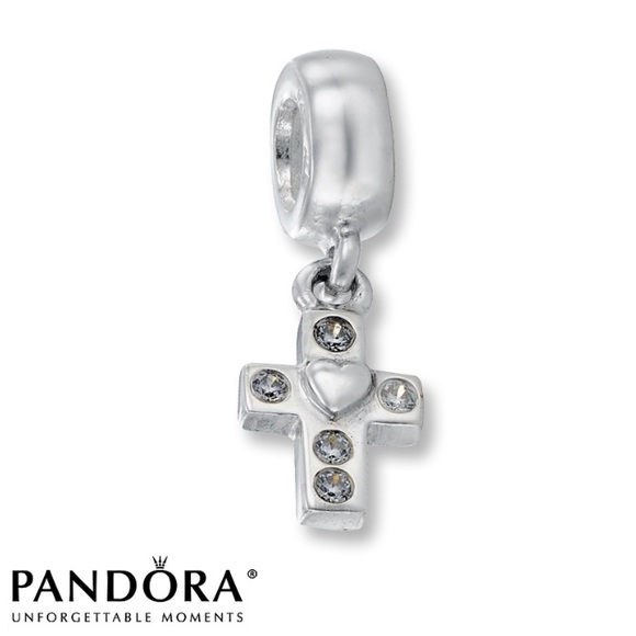 4eea5fd73 Pandora Cross Charm- DISCONTINUED! M_56bfcef9713fdec97b037eae