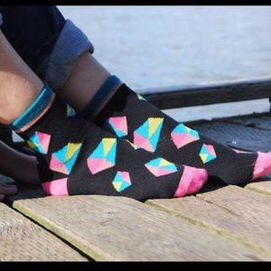 Peony and Moss Accessories - Peony and Moss crew socks