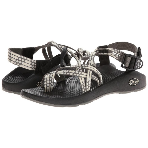 Chaco Shoes | Gray And White Chacos