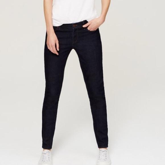 Super skinny jeans loft