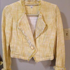 CAbi Spring 11 Daisy jacket
