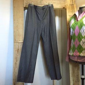 Brooks Brothers Pants - Brooks Brothers Gray Pinstripe Pants