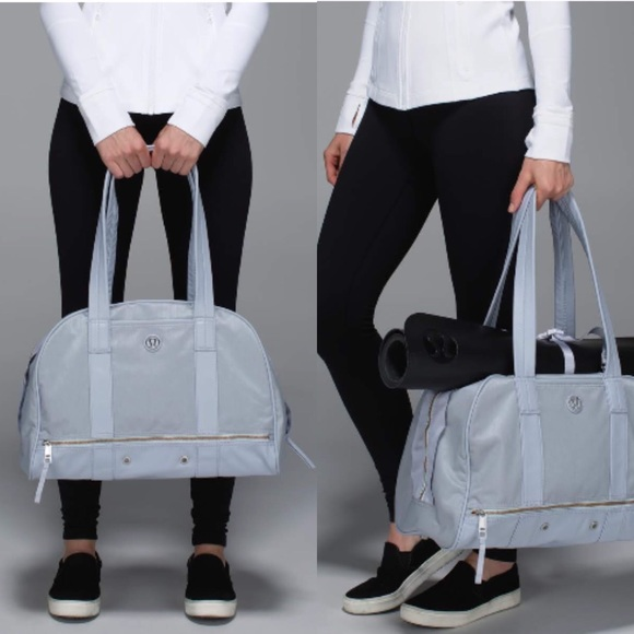 LULULEMON OM For One Yoga Gym Weekender Tote Bag