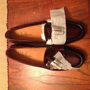 Cole Haan Other - NWT men's Cole Haan tassel loafers (9D)
