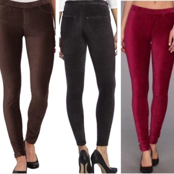 dc8d99d7b7aff HUE Pants | Hold For Jamie Bundle Of 3 Corduroy Leggings | Poshmark