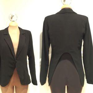 LF Jackets & Blazers - NEW LF Millau Scoop Bottom Blazer