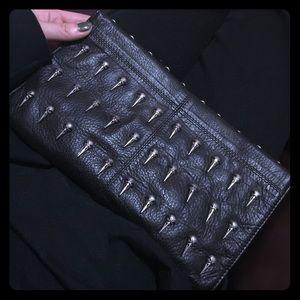 50% off Yves Saint Laurent Handbags - Vintage YSL navy blue bag ...