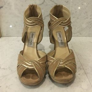 Jimmy Choo Koko Sandals