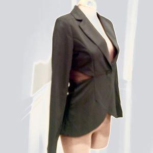 LF Jackets & Blazers - NEW LF Millau Side Slit Blazer