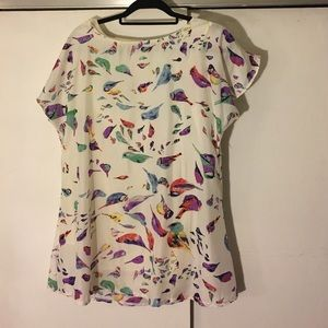 Tops - Bird Shirt