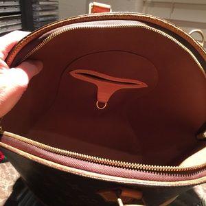 Authentic LV Monogram Ellipse hand bag
